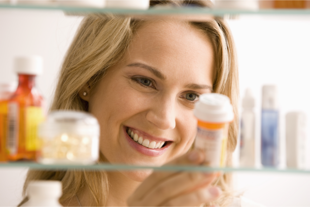Tips on Properly Storing your Medications